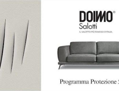 Doimo Salotti – Programma protezione 5 anni